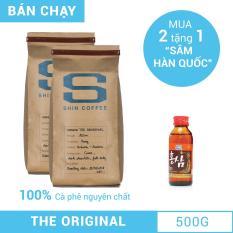 Cà phê phin truyền thống The Original Blend 500g – Shin Coffee