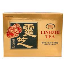 Trà linh chi Lingzhi Tea nguyên liệu Hàn Quốc (3g x 100 gói)