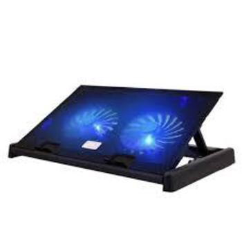 Đế tản nhiệt Cooling Pad N99 2fan đèn led