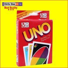 Bộ Bài Uno giấy Cứng Loại Tốt