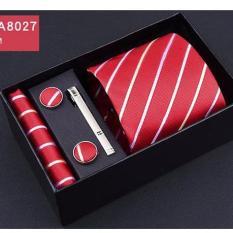 Bộ cà vạt nam sang trọng dự tiệc hoặc làm quà tặng H6A