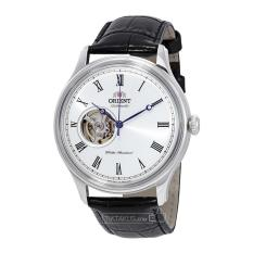 Đồng hồ nam dây da Orient Caballero FAG00003W0 ( Trắng kim xanh)