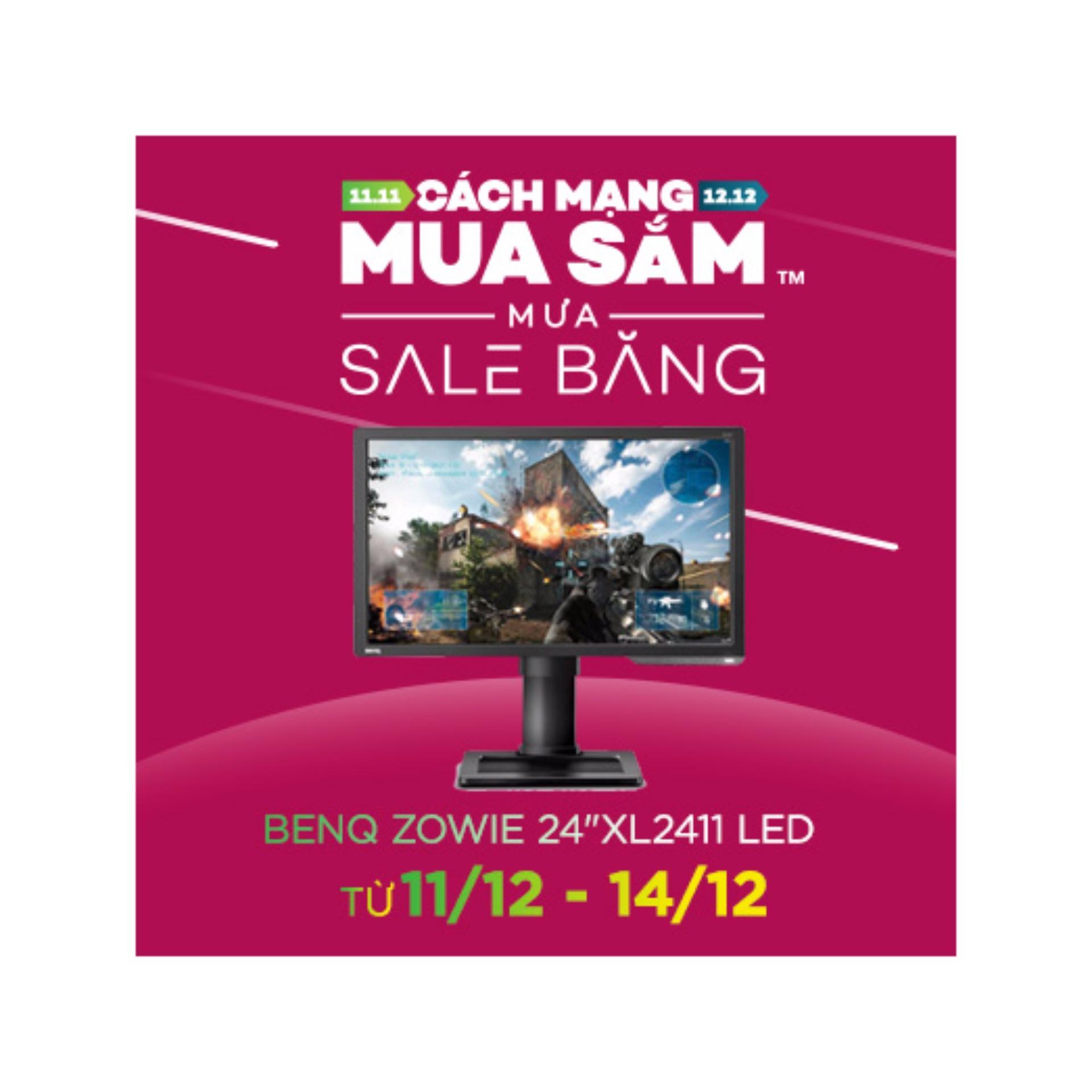BenQ Zowie 24″XL2411 LED Gaming
