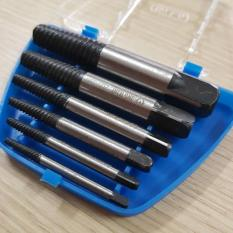 Bộ 6 mũi tháo bu lông ốc vít gãy King Tony 3.17 – 25mm
