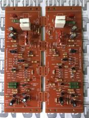 Board công suất amply 4 sò dùng mosfet