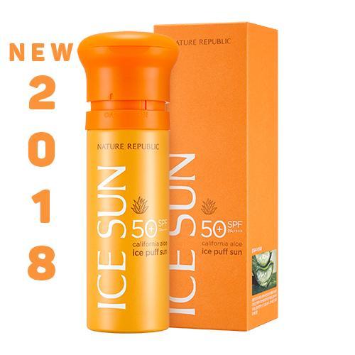 Kem chống nắng Ice Sun mẫu mới 2018