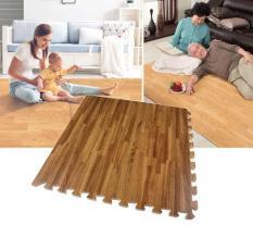 Thảm Xốp Vân Gỗ Lót Sàn KT 60×60 cm (LOẠI 1), Thảm xốp lót sàn, Thảm xốp trải sàn vân gỗ, Thảm xốp lót sàn vân gỗ