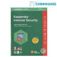 PHẦN MỀM BẢO MẬT MÁY TÍNH KASPERSKY INTERNET SECURITY 3PC – HÃNG PHÂN PHỐI CHÍNH THỨC