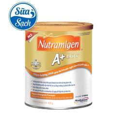 Sữa bột Nutramigen (dị ứng đạm sữa) lon 400gr