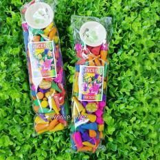 Trầm Hương Nụ (100 nụ+chén sứ) MIX SCENT Nhiều Hương Hoa Thái Lan