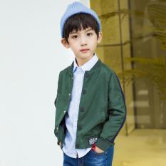 Bé Trai Thu Đông Bé Trai Loại Mỏng Áo Jacket