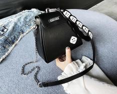 Túi đeo chéo Hàn Quốc TTS 261 (mặt cười)