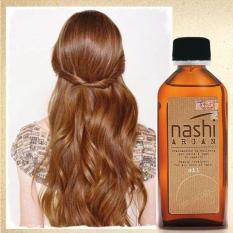 Nashi Argan Oil 100ml – Tinh dầu dưỡng bóng tóc phục hồi hư tổn Nashi