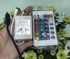 Bộ điều khiển 7 màu RGB (hồng ngoại) 3x2A