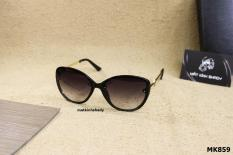 Kính Mát Nữ Mắt Mèo Chống UV400 – MK859 (Đen)