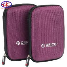 Túi chống sốc ổ cứng Orico PHD-25 PU (Tím)
