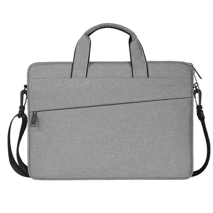 Túi laptop thời trang slimfit ngang chéo size 13 đến 15.6 inch