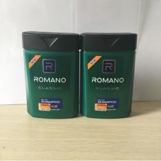 (NHH) Combo 2 Dầu Gội Đầu Romano (100g/chai)