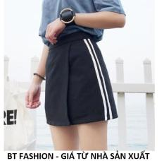 Quần Sọt Đùi Nữ Giả Váy Thời Trang Hàn Quốc Mới – BT Fashion (VA02-2S)