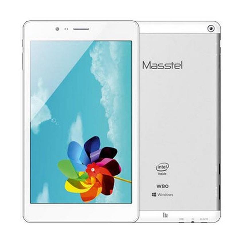 Tư vấn mua Máy tính bảng Masstel Tab W80 16GB 3G – HDH Windows 10