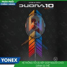 Vợt cầu lông Yonex Duora 10 new 2017