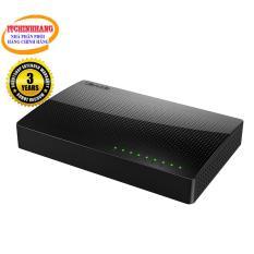 Thiết bị chia mạng Giga Switch 8 cổng 10/100/1000Mbps Tenda SG108
