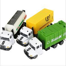 Bộ 3 xe Oto đồ chơi trẻ em – Bộ đồ chơi xe ôtô với đầy đủ loại xe. Tập cho trẻ nhận biết các loại xe khác nhau