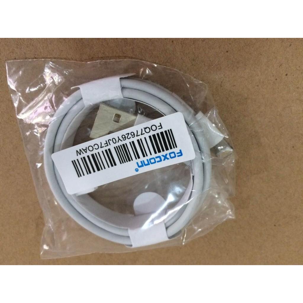 Dây cáp sạc iphone Lightning chuẩn Foxconn dùng cho 5678x Đang Bán Tại MINH NHUNG SHOP