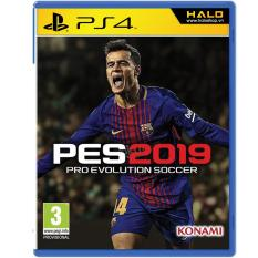 Đĩa Game PS4 PES 2019 – ASIA