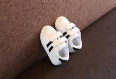 Giày Sneaker Kẻ Sọc Cho Bé Yêu – T2