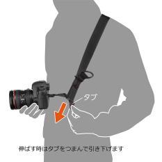 Dây máy ảnh Hakuba cho DSLR