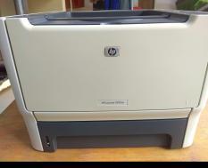 Máy in HP P2015