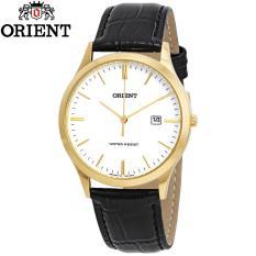 Đồng hồ nam dây da Orient FUNA1001W0