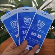 [Siêu Hot] Kính cường lực 10D cho iphone 6Plus/6SPlus/6/6s/7 8 7plus 8plus X Xs Xsmax Trắng siêu bền