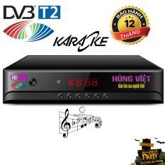 Đầu thu kỹ thuật số DVB T2 HÙNG VIỆT HD-789s Karaoke