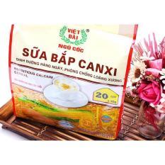 Bột ngũ cốc canxi Việt Đài bịch 600g (20 gói)