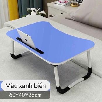 Bảng giá Bàn để laptop có khe để ipad, smartphone (chất liệu gỗ cao cấp, bền đẹp) mới nhất