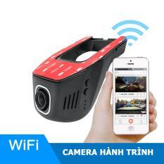 Camera hành trình ô tô HT400 – Camera wifi