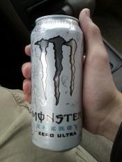 Monster Energy Zero Ultra 473ml