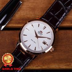 Đồng hồ Nam Chính Hãng Orient FER27003W0 , Automatic , Dây da