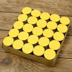 Nến tealight đốt đèn tinh dầu ( 20 viên)