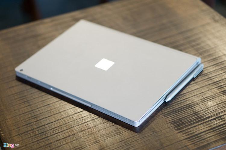 SurfaceBook Nvidia
