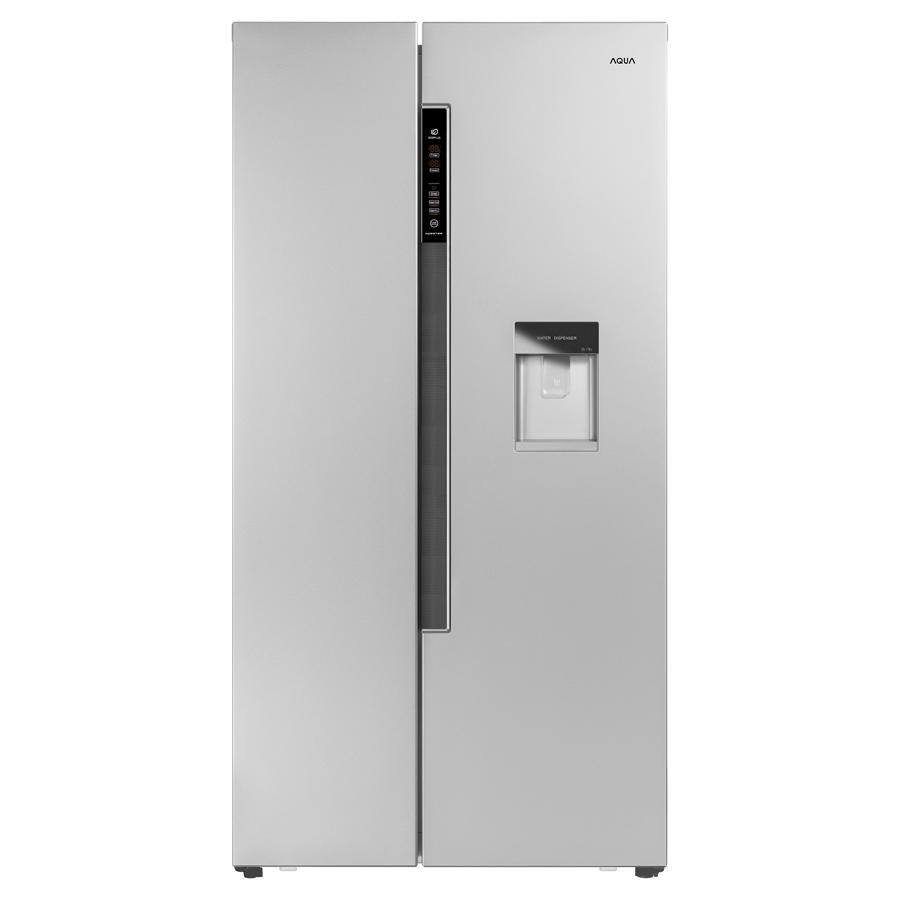 Tủ lạnh SBS Aqua AQR-I565AS(SW)