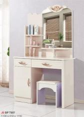 Bàn trang điểm Mina Furniture MN-T007-11 (1050*410*1700)
