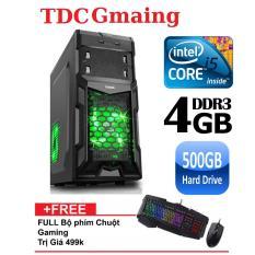 Máy tính game TDCGaming intel core i5 2400/ Ram 4gb/ Hdd 500gb – Tặng phím chuột giả cơ chuyên game – Bảo hành 24 tháng 1 đôi 1.