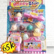 Bộ đồ chơi bán kem