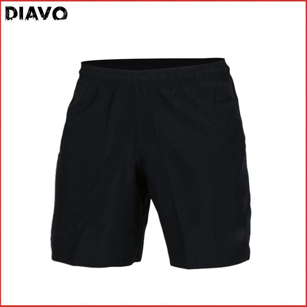 [Có Mã Giảm Giá] Quần thể thao nam co giãn thoáng mát đen đơn giản - DIAVO