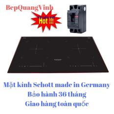 Bếp từ đôi Sunhouse SHB DI05 tặng aptomat bảo vệ bếp