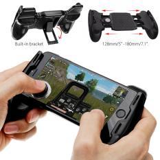 Tay cầm game liên quân mobile kèm nút di chuyển JL-01 (Đen)