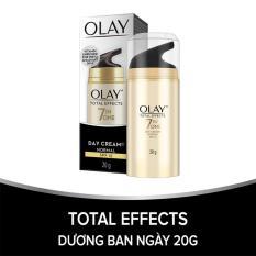 Kem Dưỡng Dịu Nhẹ Ban Ngày Olay Total Effects Chống UV 20g